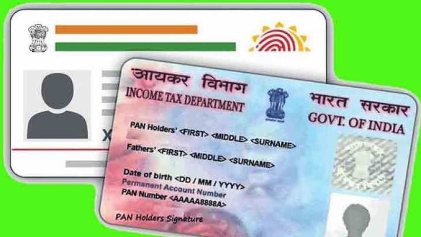 Instant PAN Card Through Aadhaar: FM Launched Free Facility