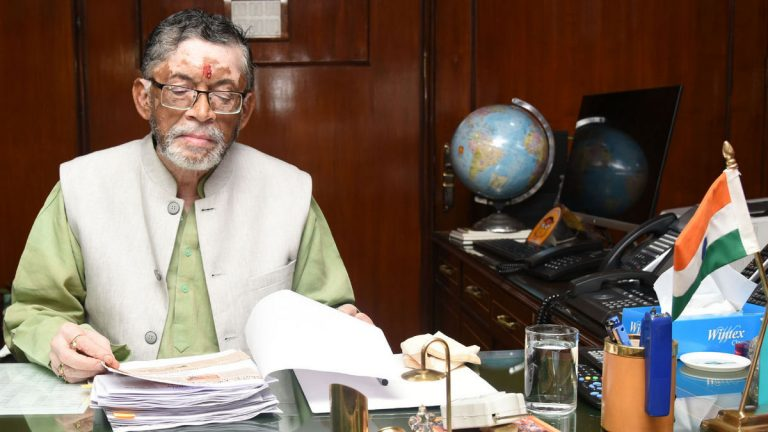 Labour Codes To Help Workers Become self-Reliant In Coming Days: Santosh Gangwar