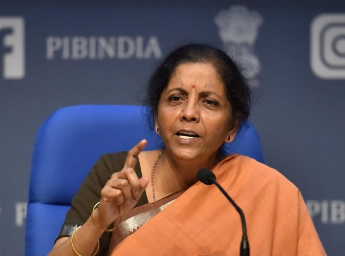 Nirmala Sitharaman Speech Highlights: (14-May-2020)