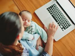 Work From Home: Timings Organization For Maternity Leave
