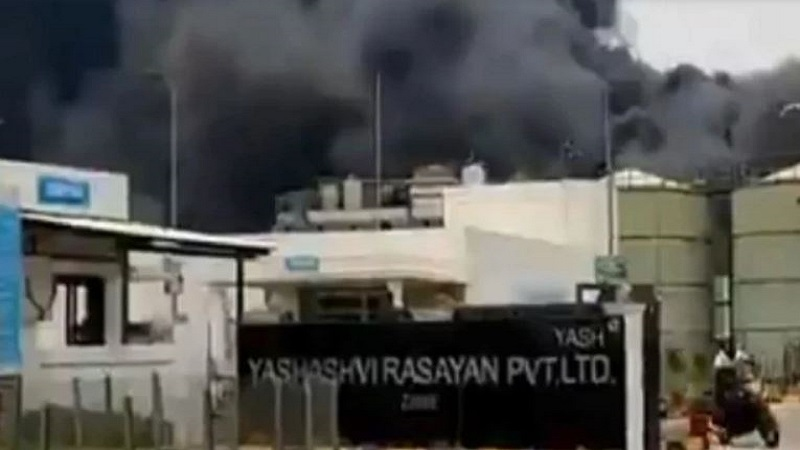 Boiler Blast At Chemical Factory – Bharuch, Gujarat: 8 Dead, 50 Injured