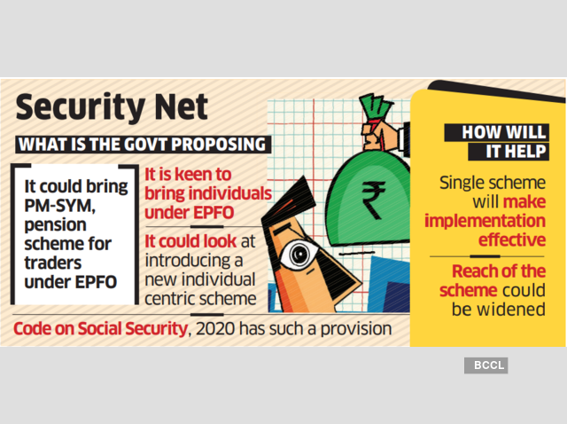 EPFO: Plans Afoot To Bring Two Schemes Under PF