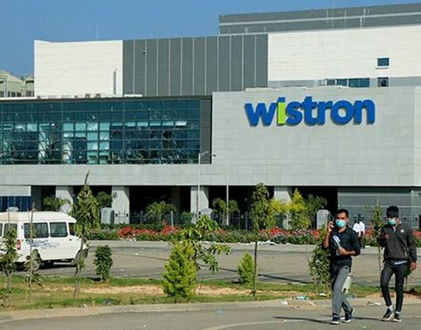 Karnataka Govt Dept Finds Violation Of Labour Laws At Wistron Plant