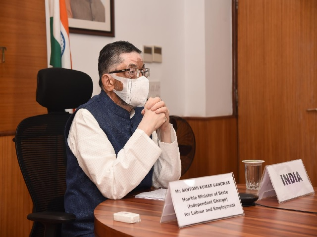 Santosh Gangwar: Government Is Committed To Towards The Health, Safety And Welfare Of Workers