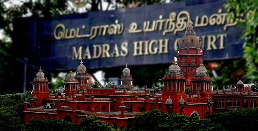 Madras HC: Issues Notice On Plea Against Social Security Code