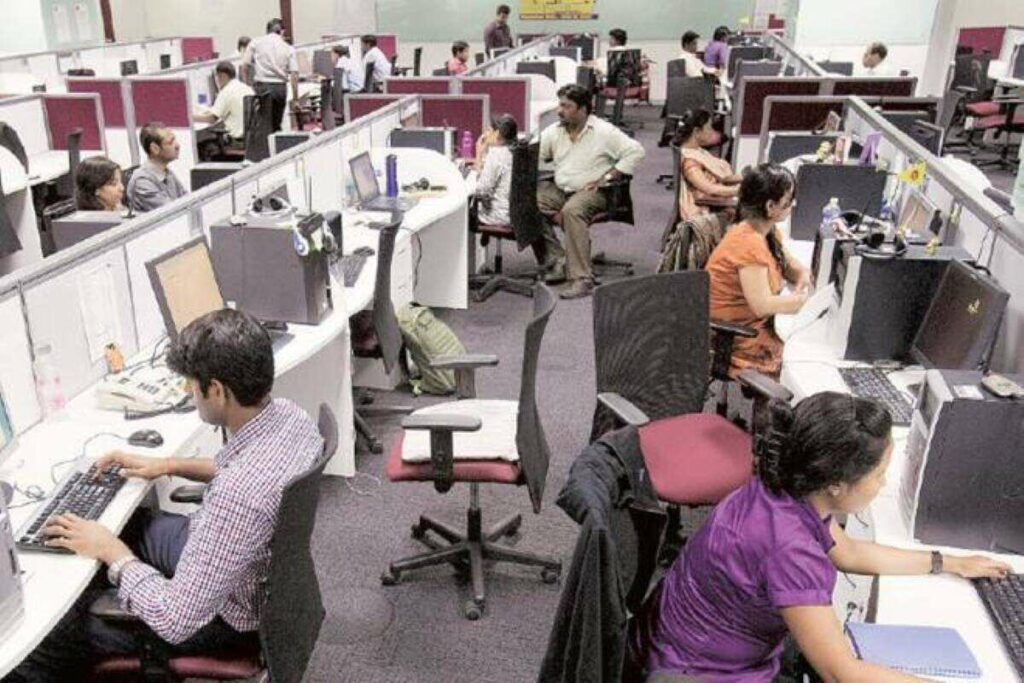 TCS To Introduce Hybrid Work Model As Employees Return To Office Space