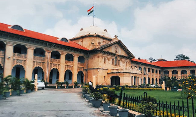 Allahabad High Court: Removing Contractual Employee From Post Without Providing Him Any Opportunity Of Hearing Is Unfair