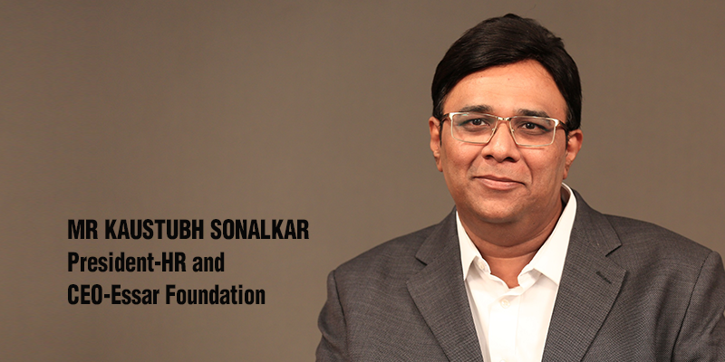 Reimagining Workplace With Well-Being At The Core: Essar CHRO