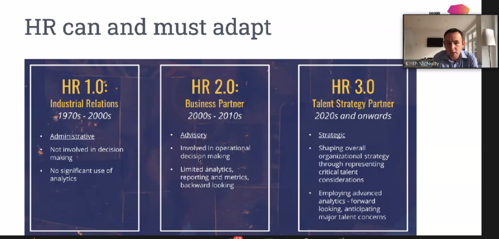 How People Analytics Is Changing HR Game