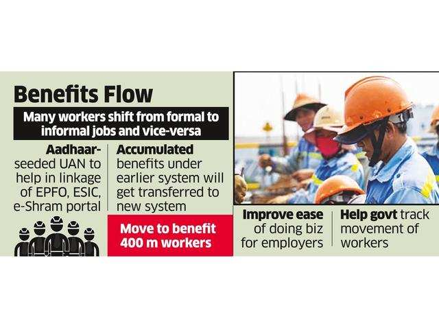 Officials: Labour Benefits Portability On Cards